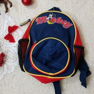 NWT Mickey Mouse Bookbag
